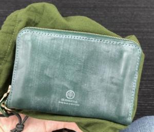 グレンロイヤル ジャバラ財布