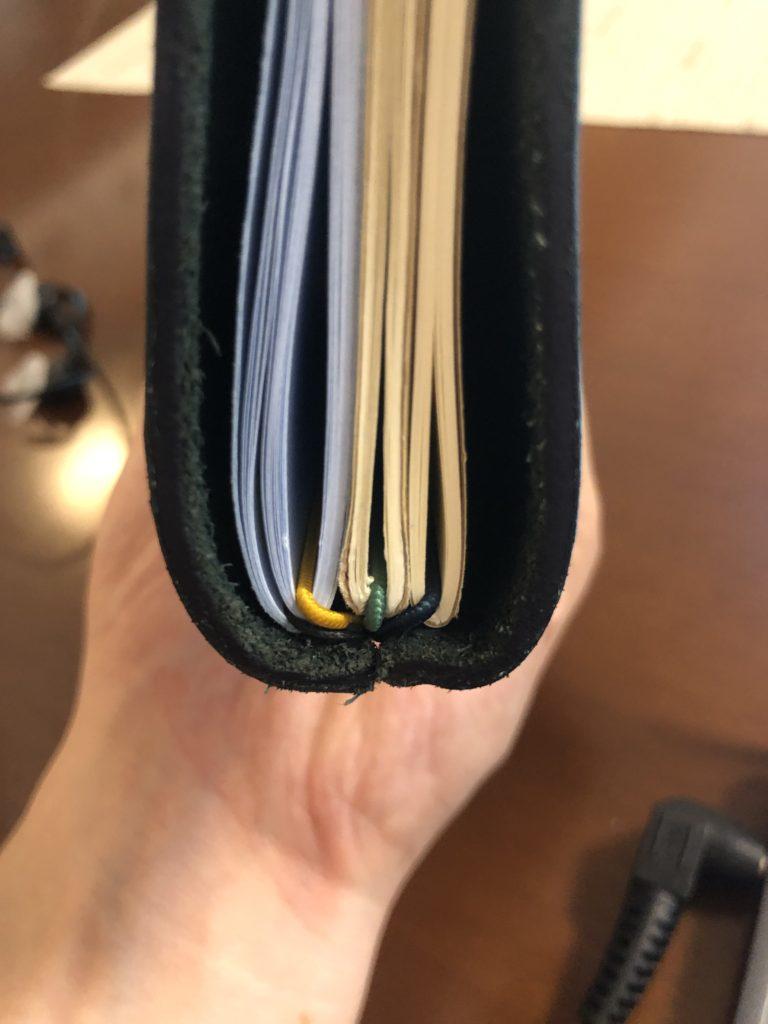 カスタマイズ後ノートはそれ揃っている。