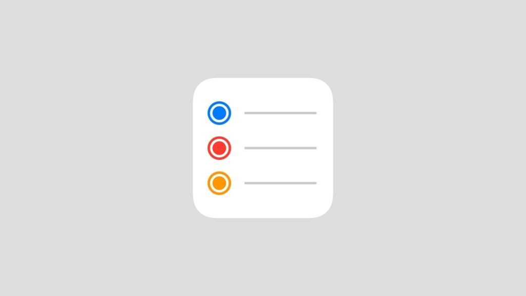 仕事効率化 リマインダーでネタ切れを防ぎ、作業効率を効率を上げる。アプリアイコン