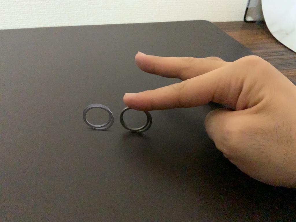 Shapr3Dの新機能「拡張現実(AR)プレビュー」現物と比較1