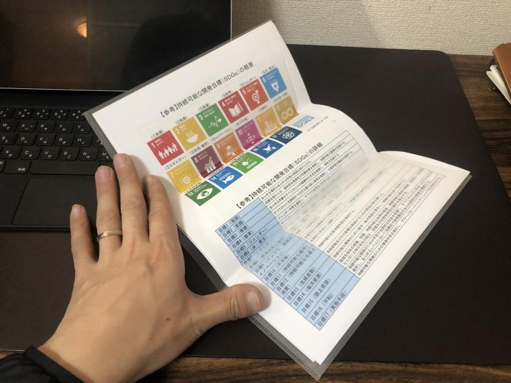 2021年の手帳 トラベラーズノート クリアファイル