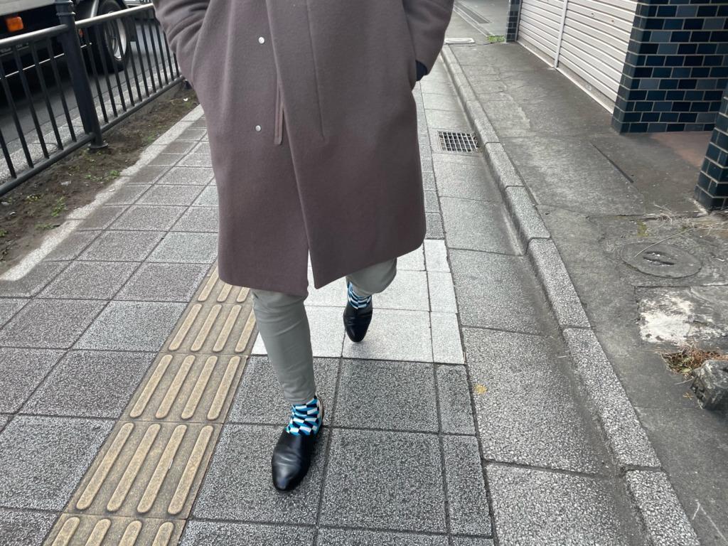 メンズのおしゃれな靴下ブランドハッピーソックス