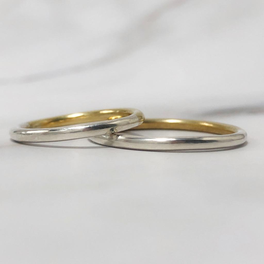 サラリーマンが独学で指輪作りに挑戦 作品写真2