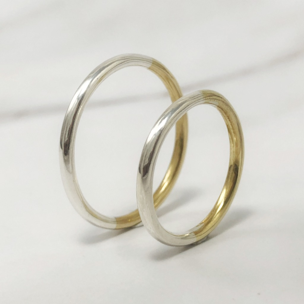 サラリーマンが独学で指輪作りに挑戦 作品写真3