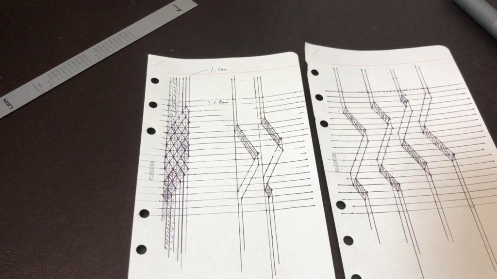 パズルリングの作り方 基本的な構造